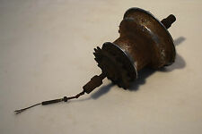 1937 STURMEY ARCHER KB7 SERIES 3 SPEED 40H REAR VINTAGE BICYCLE DRUM BRAKE HUB