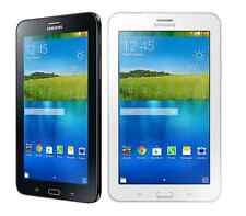 Samsung Galaxy Tab3 V (SM-T116) 8GB -WiFi +Cellular Android GSM Factory Unlocked