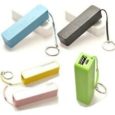 Power Bank External Portable 2600 MAh USB Battery Charger iPhone 4 5 5S 5C 6 6S
