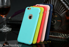 Candy Colors* Soft TPU Silicon Cover Case for Apple iPhone 5  5S  6 6S   6S Plus