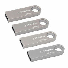 Kingston 8GB 16GB 32GB 64GB SE9 USB Pendrive Flash Drive Chiavetta Memoria IT