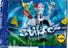 "Stikeez Lidl Euro 2016 Football Figures Collect  ""Choose From Drop-Down Menu"""