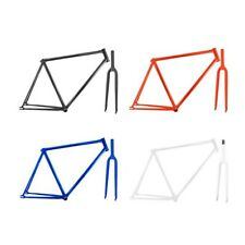 Rahmen Gabel Fixie Klassik Classic Vintage Fixed Single Speed Frame Frameset