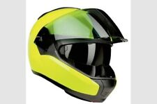 BMW System 6 EVO Helmet Fluro Yellow With BMW Optional Bluetooth  #76318541956