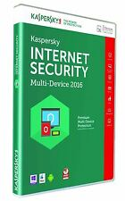 Kaspersky Internet Security 2015 Multi Device 3 User 1 Year Antivirus Download