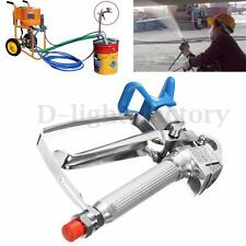 3600PSI Airless Paint Spray Gun No Gas Sprayer With Guard For Graco Titan Wagner