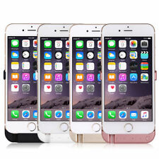 UK Apple iPhone 6 6S 10000mAh External Battery Charger Case Cover Power Pack