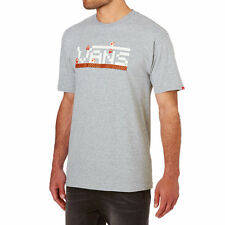 Vans T-Shirts - Vans Nintendo T-Shirt - Athletic Heather