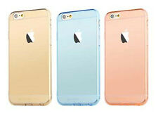 Apple iPhone 6 Totu Soft Tpu Transparent Back Cover - iPhone 6