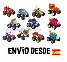 Coches Blaze and Monster Machines Metálicos ORIGINAL Fisher-Price DIE-CAST