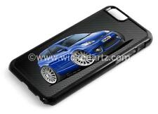 RetroArtz Cartoon Car Ford Focus MK1 ST170 in Blue iPhone 6/6+ Case/Cover