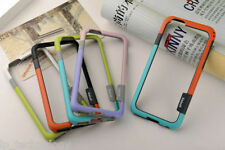 Walnutt Double Colors Soft TPU Bumper Frame Case Cover for Apple iPhone 6/6S