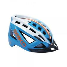 BRIKO Casco ciclismo e mountain bike unisex 5.0 celeste bianco 100529