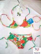 "Neuf Maillot de bain 2 piéces triangle ""lola "" marque Ld rose 2 / 4/ans"