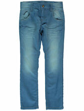 Name it coole Slim Fit Jeans Hose Joe in Mykonos Blue Denim Größe 92 bis 164