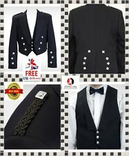 """New Prince Charlie jacket and vest- Wool Polyester size 38"""" to 52"""""""