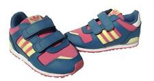 Adidas Girls Infants ZX 700 Comfort Trainers G95290 Pink UK 7,7.5,8.5,9