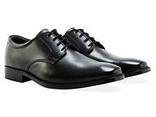 MENS REDFOOT LEATHER CLASSIC SMART FORMAL OFFICE DERBY LACE SHOES SIZE 7-12 NEW