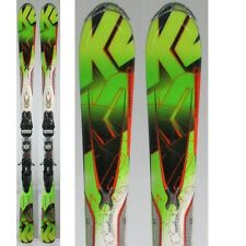 Ski occasion K2 Amp Rictor + fixations