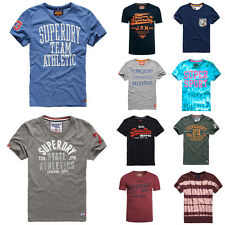 New Mens Superdry T-Shirts XS, S, M - 3 for 2