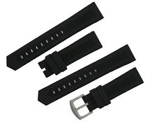 New 22mm Silicone Rubber Replacement Dive Watch Strap Band For (Fits) TAG HEUER