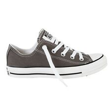 Converse Chuck Taylor All Star low Shoes Charcoal Grey Chucks Men's Shoes  Dam