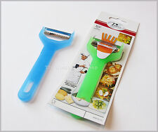 Fackelmann Julienne Vegetable/Fruit Slicer/Peeler/Shredder Stainless Steel Blade