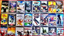 SONY PSP Games Pakete WAHL+Neue BAG: Lego Starwars, Monster Hunter, GTA, GT..
