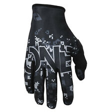 One Industries Zero Camo Gloves 2016 - Mountain Bike Full Finger Cycling MTB