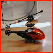 MICRO HELICOPTERO RED 9 cm LH1311 - 3.5 Channels - INFRARED INCREIBLE HELICOPTER