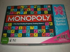 2012 Olympic Edition Monopoly - Boxed & Complete - VGC