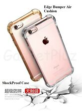 Drop Shock absorption TPU Clear Back Bumper Case For Apple Iphone 5 5S SE