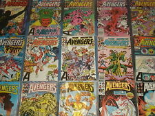 Marvel Comics: The Mighty Avengers (single Issues) Hawkeye,Cap.America,Thor (2)