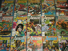 Marvel Comics: The Mighty Avengers (3)Thor,Iron Man,Hawkeye,Cap.America,Embossed