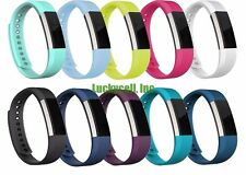 Replacement Silicone Wrist Band Strap For Fitbit Alta Small Large Watch Bands US