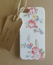 Handcrafted Cath Kidston iPhone 5/5s Case decoupaged with Bleached Flowers print