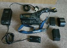 Sony Handycam CCD-TR501E Video8  Camcorder