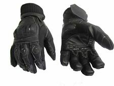 OSX Summer Motorcycle Racing Leather Glove - Terminator 939