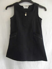 """BN GIRLS NAVY SIMPLE """"A"""" LINE IDEAL SCHOOL PINAFORE AGES 3 - 10 YEARS"""