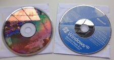 Windows XP Professional & Service Pack 2 Discs Only Genuine Microsoft