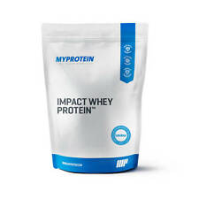 Myprotein Impact Whey Protein 1kg / 2.5kg / 5kg Protein Supplement Shake Powder