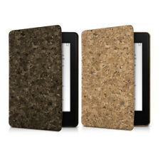 kwmobile  FUNDA FLIP COVER DE CORCHO PARA AMAZON KINDLE PAPERWHITE ESTUCHE