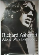 Richard Ashcroft Alone With Everybody Promo Poster Verve