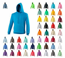 AWDIS Just Hoods College Hoody Hoodie 50 Colours Up to 5XL REDS, Polycotton
