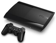 Sony CECH-4303A Playstation 3 PS3 12GB Super Slim Games Console *Black* B+