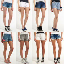 New Womens Superdry Shorts - Various Styles
