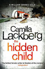 The Hidden Child by Camilla Lackberg (Paperback) New Book
