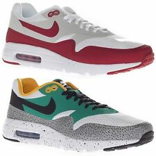 Nike Men's Air Max 1 Ultra Essential Low Top Running Sports Casual Gym Trainers