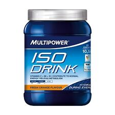 (13,32€/kg) Multipower Iso Drink - 735g