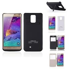 Samsung GALAXY NOTE 4 External Battery Charger Case Backup Power Pack 4800mAh